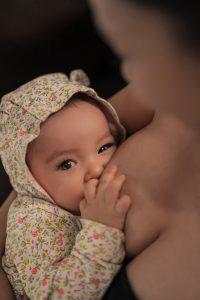Un allaitement plus confortable avec les coquillages